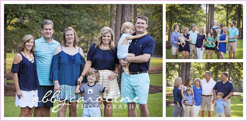 Shiver Family: Thomasville GA